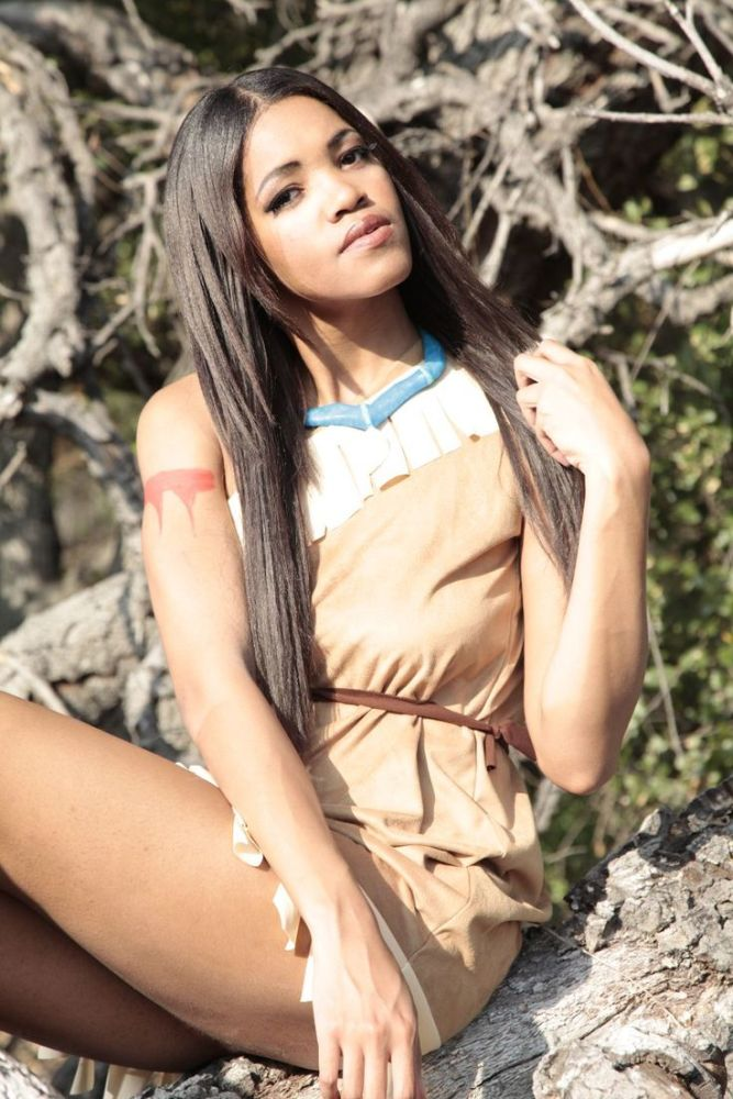 Pocahontas by xAleux on..