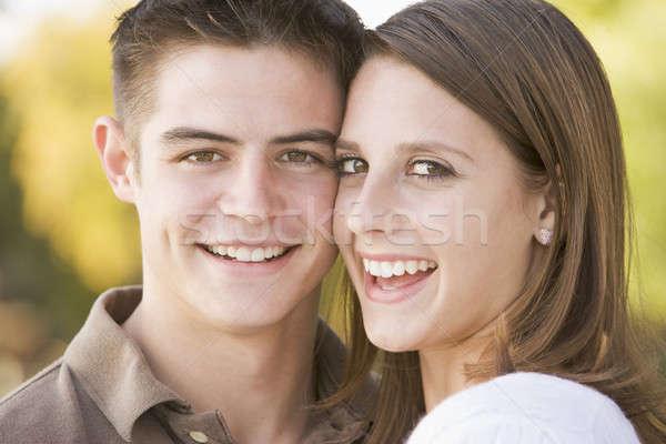 Teen Duo stock image © Monkey..
