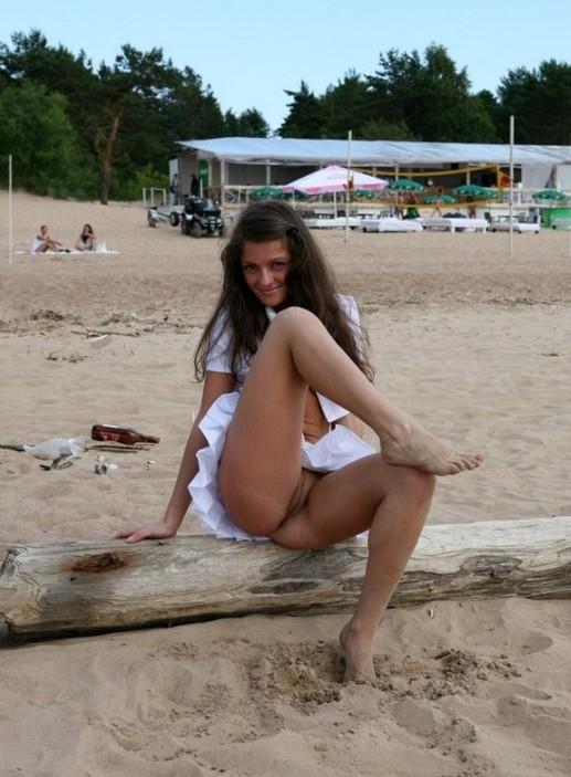 Youthful damsels nudists, observe..